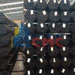 Bảng báo giá thép ống đen - Giá tốt nhất tại Sài Gòn CMC