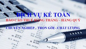 Bảng giá dịch vụ kế toán giá rẻ TP.HCM