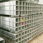 Báo giá thép hộp vuông mạ kẽm từ Sáng Chinh
