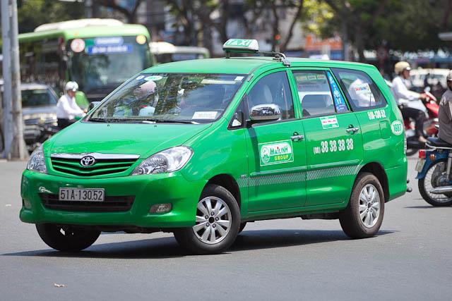 Taxi Mai Linh Nha Trang